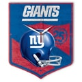 Wincraft NFL High Def Plaque Wall Clock; New York Giants