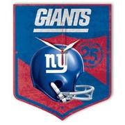 Wincraft NFL High Def Plaque Wall Clock; New York Giants