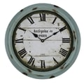 Cooper Classics 16.75'' Anthea Wall Clock