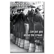 Buyenlarge Innovation Vintage Advertisement on Canvas; 20'' x 30''