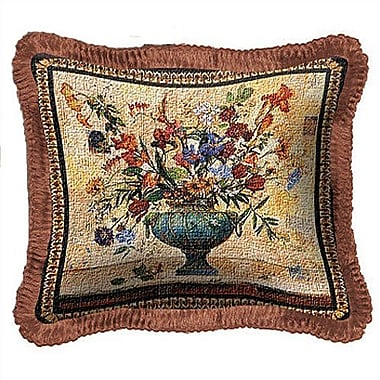 Fine Art Tapestries Radiance Throw Pillow