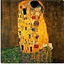 iCanvas 'The Kiss' by Gustav Klimt Painting Print