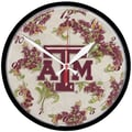 Wincraft NCAA 12.75'' Wall Clock; Texas A&M University
