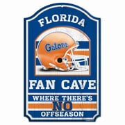 Wincraft Collegiate NCAA Graphic Art Plaque; Florida Gators