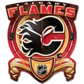 Wincraft NHL High Def Plaque Wall Clock; Calgary Flames