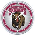 Wincraft Collegiate 12.75'' NCAA Wall Clock; Montana