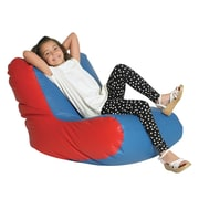 The Children's Factory Child's Bean Bag Chaise Lounge
