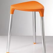 Gedy by Nameeks Yannis Stool; Orange