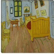 iCanvas ''Bedroom in Arles'' Canvas Wall Art by Vincent van Gogh; 37'' H x 37'' W x 0.75'' D