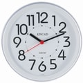 Kincaid Clocks 8.5'' Always Set Cubicle Wall Clock