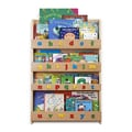 Tidy Books Kid's 45.3'' Bookcase; Natural