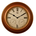 River City Clocks 18.3'' Wall Clock