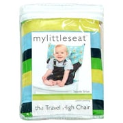 MyLittleSeat Travel Hook-On High Chair; Seaside Stripe