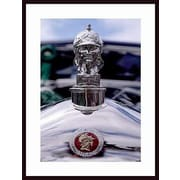 Printfinders 'Minerva Hood Ornament' by John Nakata Framed Photographic Print