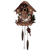 Schneider Quartz Cuckoo Wall Clock