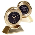 Chass Gold Onyx Clock