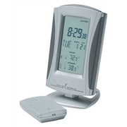 Chass True Time and Temp Wireless Weather Clock