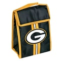 Forever Collectibles NFL Velcro Lunch Bag; Green Bay Packers