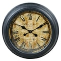 Privilege Oversized 24'' Emile Wall Clock