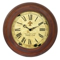 Privilege Vintage Oversized 30.5'' Wall Clock