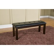 Alpine Furniture Havenhurst Bench