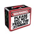 NMR Zombie Warning Lunch Box