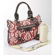 OiOi Ikat Slouch Tote Diaper Bag