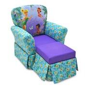 KidzWorld Disney's Kids Rocking Chair & Ottoman Set