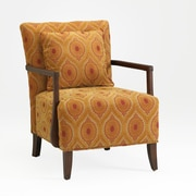 Comfort Pointe Dante Chenille Arm Chair