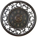 Aspire Oversized 36'' Medieval Wall Clock