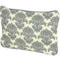 Bumble Bags Filagree Cosmetic Bag; Yellow