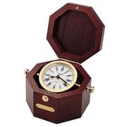 Bulova Quartermaster Mantel Clock