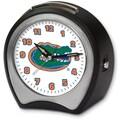 Cottage Garden Collegiate Alarm Table Clock; University of Florida