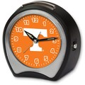 Cottage Garden Collegiate Alarm Table Clock; University of Tennessee
