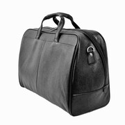 Dr. Koffer Fine Leather Accessories Bjorn Boarding Tote; Venetian Black