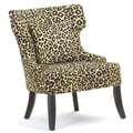 Bernards Fabric Slipper Chair
