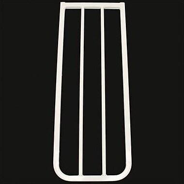 Cardinal Gates 10.5'' Gate Extension; White