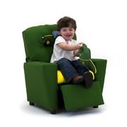 KidzWorld John Deere Kid's Recliner