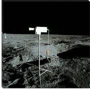 iCanvas Apollo TV Camera on Moon Photographic Print on Canvas; 26'' H x 26'' W x 1.5'' D