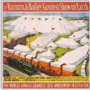 iCanvas Barnum & Bailey Circus Vintage Poster; 18'' H x 18'' W x 0.75'' D