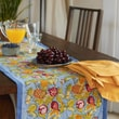 Couleur Nature Tutti Frutti Table Runner; 72'' W x 16'' D