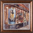 Art Effects Gourmet Shop by Noemi Martin Framed Painting Print