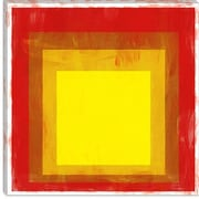 iCanvas Modern Art Squares Graphic Art on Canvas; 37'' H x 37'' W x 0.75'' D