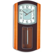Opal Luxury Time Products Wooden Case Wall Clock