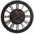Cooper Classics Oversized 26.5'' Elko Wall Clock