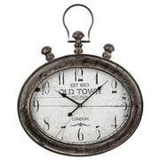 Cooper Classics 21.25'' Amanda Wall Clock