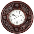 Cooper Classics Oversized 31.5'' Paxton Wall Clock