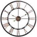 Cooper Classics Oversized 27.5'' Mallory Wall Clock