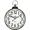 Cooper Classics Oversized 23.5'' Parker Wall Clock