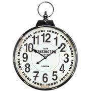 Cooper Classics Oversized 23.75'' Parker Wall Clock